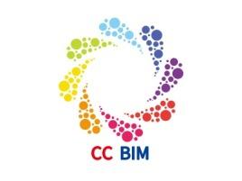 CC BIM公司logo设计