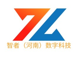 智者(河南)数字科技公司logo设计