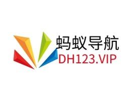 重庆DH123.VIP公司logo设计
