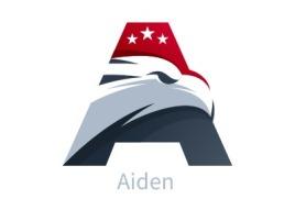 Aiden公司logo设计