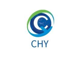 CHY公司logo设计