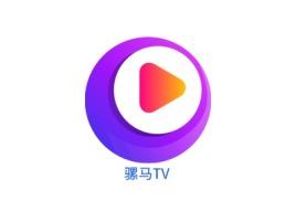 骡马TVlogo标志设计