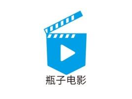 上海瓶子电影logo标志设计