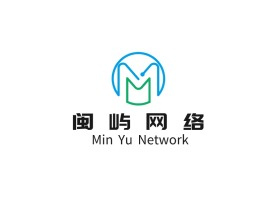 Min Yu Network公司logo设计
