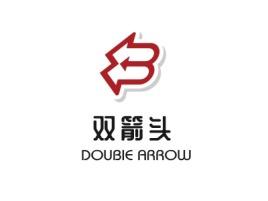 双箭头公司logo设计