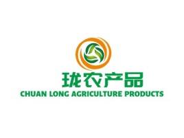 汌珑农产品品牌logo设计