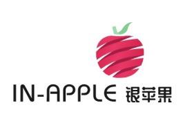 银苹果logo标志设计