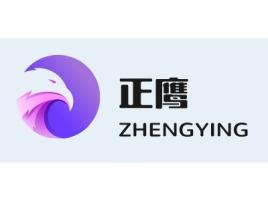 正鹰公司logo设计