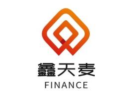 鑫天麦公司logo设计