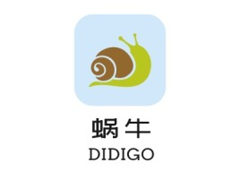 蜗牛LOGO图标设计