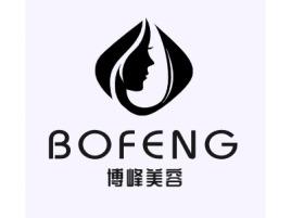 博峰美容门店logo设计