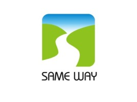 the same waylogo标志设计
