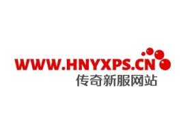 传奇新服网站logo标志设计