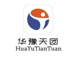华豫天团logo标志设计