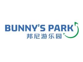 邦尼游乐园店铺标志设计
