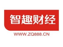 智趣财经公司logo设计