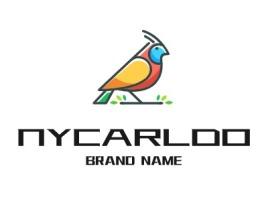 Nycarldo店铺标志设计