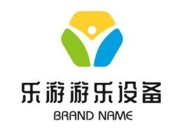 乐游游乐设备门店logo设计