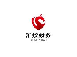 汇煜财务公司logo设计
