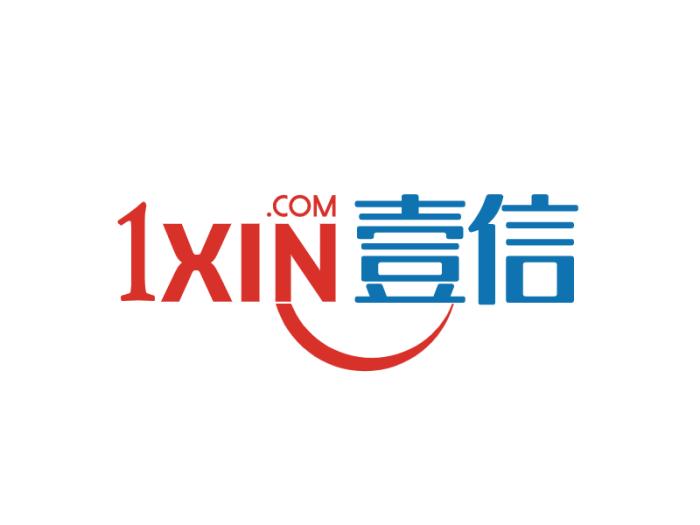 简约大方文字网站站标图标标志logo设计