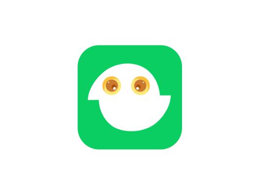 可爱创意卡通app图标标志LOGO设计