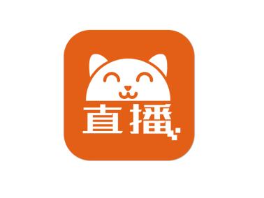 直播貓視頻影視APP圖標標志logo設計