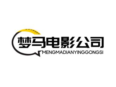 电影公司影视图标标志logo设计