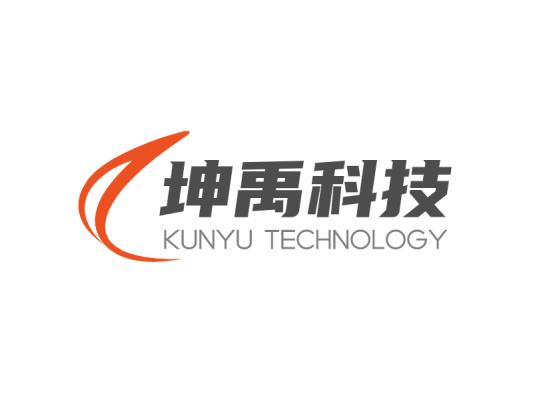深色网络科技网站站标图标标志logo设计