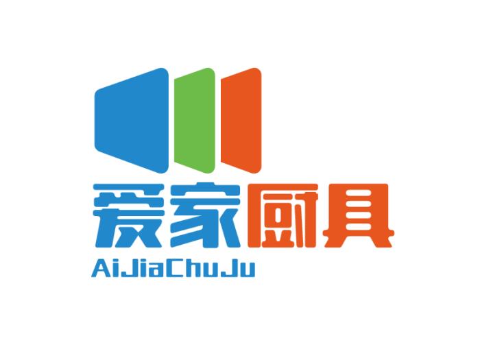 简约彩色文字品牌图标标志logo设计