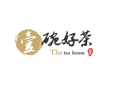 中式创意文字餐饮饮食图标商标logo设计