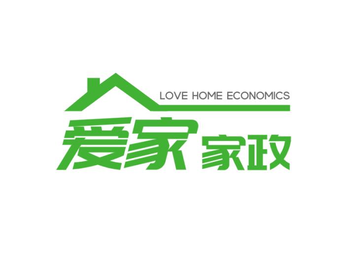 简约创意房屋建筑图标标志logo设计