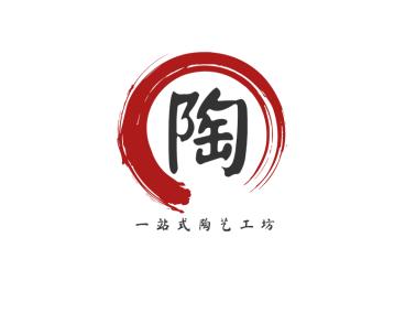 创意中式水墨风格图标标志logo设计