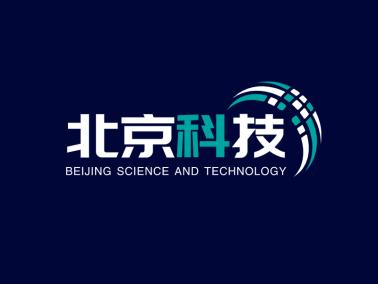 简约科技企业logo设计