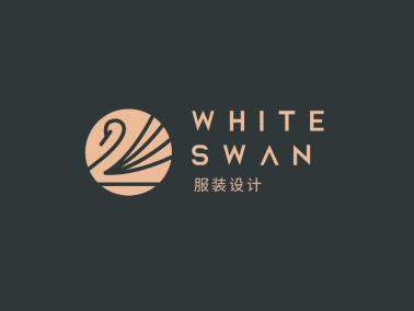 金色轻奢文艺时尚服装logo设计
