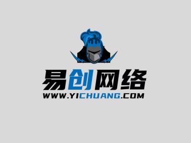 酷炫力量游戏易创网络网站开发logo设计