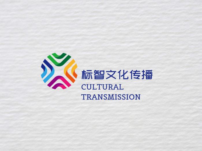 简约时尚文化传媒logo设计