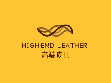 褐色创意高级感店铺logo设计