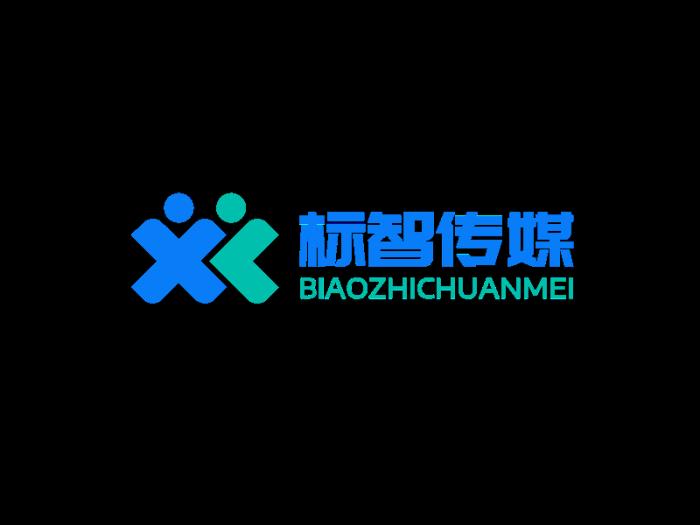 蓝色简约公司logo设计