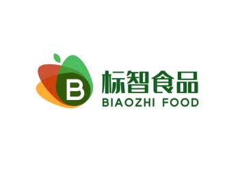 绿色简约清新产品商标logo设计