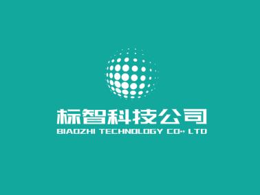 綠色簡約商業公司logo設計