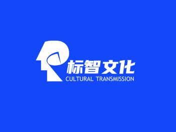 蓝色简约创意公司图标logo设计