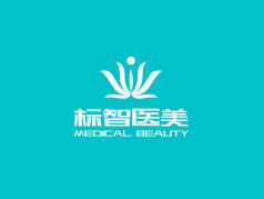 蓝色简约时尚店铺logo设计