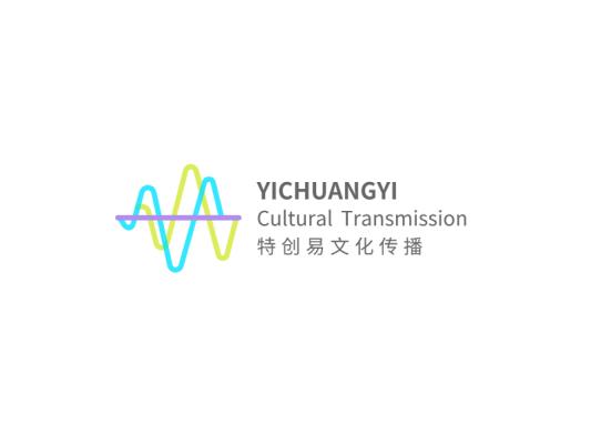 彩色简约创意文化logo设计