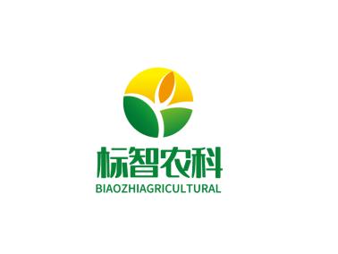 绿色农业图标logo设计