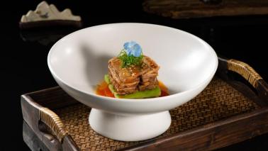 中式餐饮美团招牌菜设计