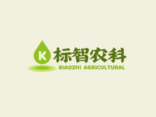 简约清新农业logo设计