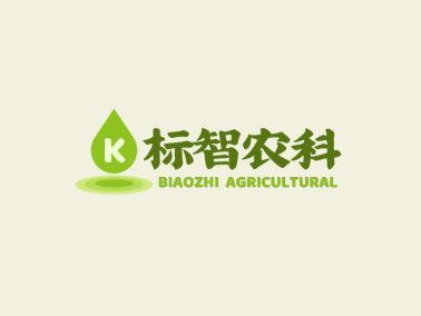 簡約清新農業logo設計