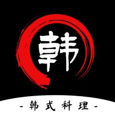 簡約替換logo餐飲美團門店入口圖設計