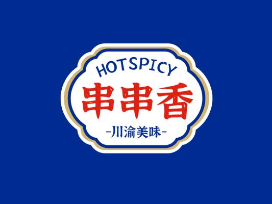 创意徽章中国风logo设计