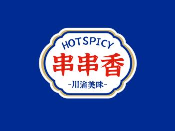 創意徽章中國風logo設計